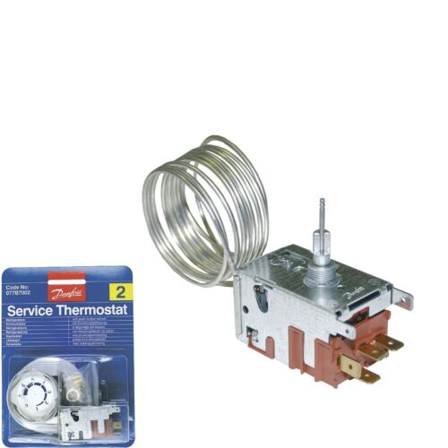 ORIGINAL Danfoss Nr.2 077B7002 Thermostat Kühlschrank