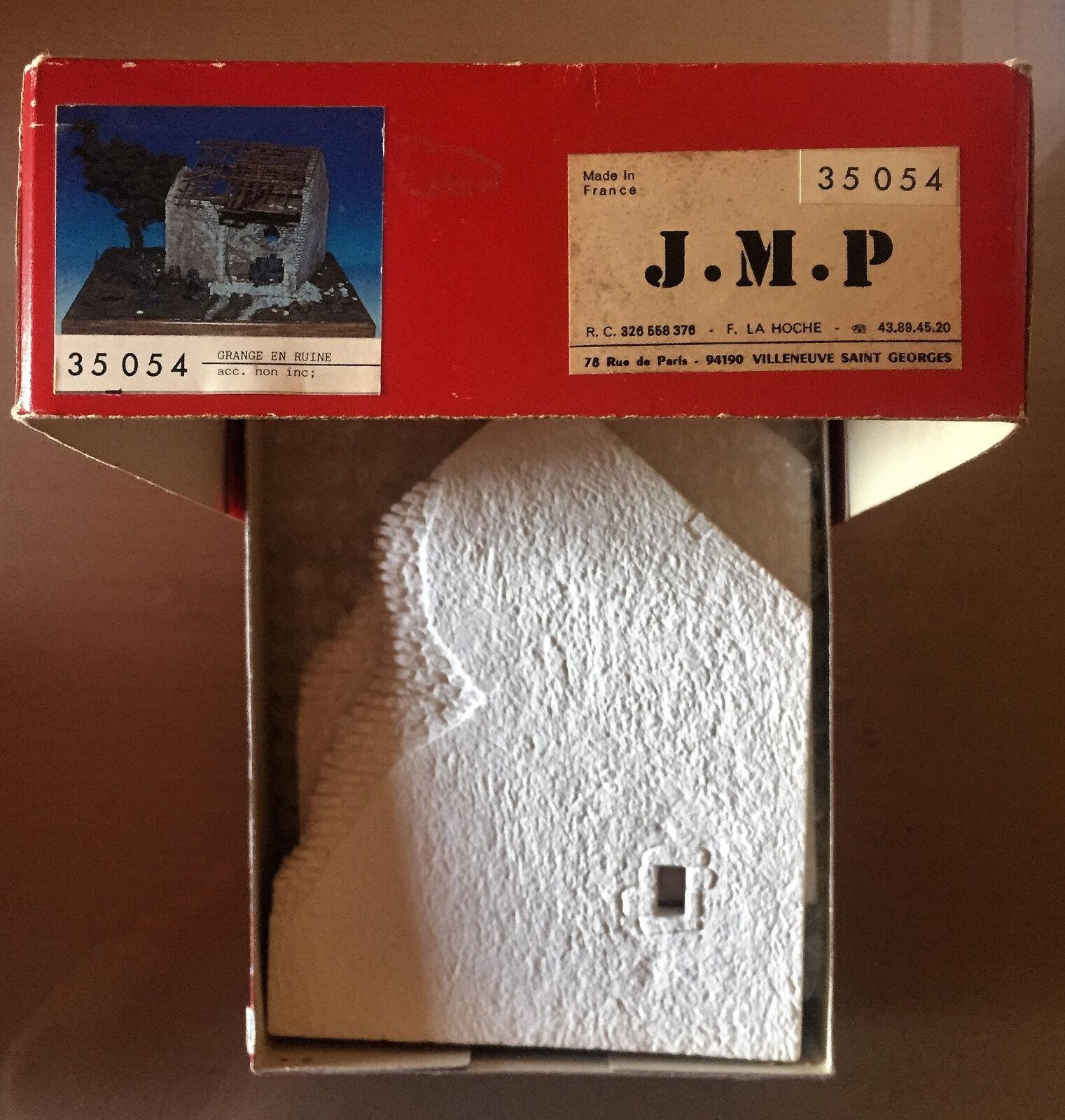 J.M.P PRODUCTION 35054 - GRANGE EN RUINE - 1 35 CERAMIC RESIN KIT RARO