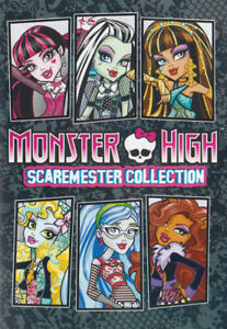 Monster-High-Scaremester-Collection-Nuovo-DVD