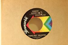 YOUNG-HOLT UNLIMITED - SOUL STRUT / COUNTRY SLICKER JOE - 45 VINYL SINGLE