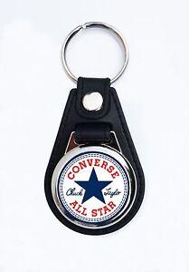 Converse-All-Star-Piel-Sintetica-LLAVERO-zapatos-pop-Punk-Ropa