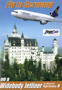 Details about FSX Flight Simulator X - Fly to Germany ADDON New! Download  NOW for PC
