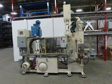 Trueblood Tb75a 5 75t X 57oz Vertical Plastic Injection Molding Machine