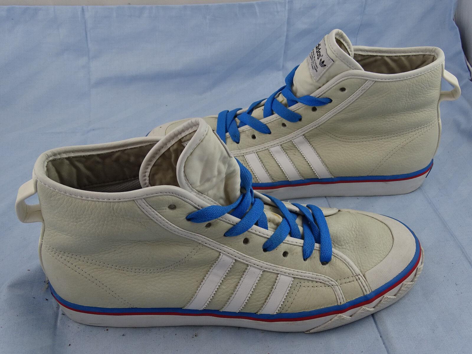 Adidas Niza High ot Tech raras, adidas cortos calzado deportivo zapatillas de deporte talla 47 48