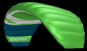 Cross-Kites-Quattro-1-5m-Green