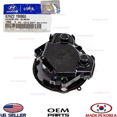 RH SIDE PASSEN POWER MIRROR MOTOR 876121M000 o FOR FORTE 2009-13 OPTIMA 2011-15