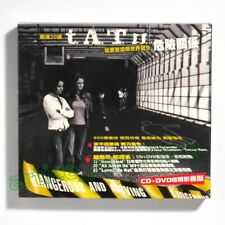 Dangerous and Moving [Bonus DVD] [PA] [Limited] by t.A.T.u. (CD, Oct-2005, Universal)