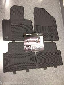 New Genuine Oem 2013 2018 Hyundai Santa Fe Sport Turbo All