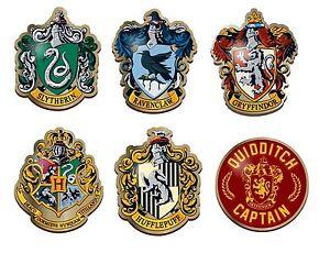 Official Harry Potter Enamel Badges