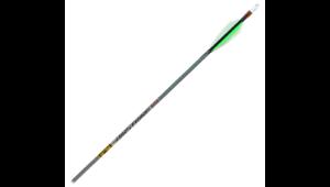 6 Gold Tip AirStrike 300 Fletched .001 Fletched Arrows 8.5gpi Air 4 FLETCH