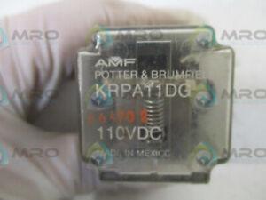KRPA-11DG-110 Potter Brumfield Relay 110VDC