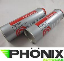 2x JLM Diesel DPF ReGen Plus 250ml Dieselpartikelfilter Additiv Reiniger