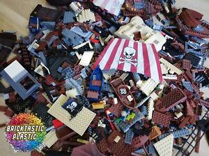 LEGO-x1700pcs-2KG-Pirates-Caribbean-Bulk-Moc-Packs-Ship-Parts-Guaranteed