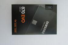 """SAMSUNG 870 EVO Series 2.5"""" 1 ТБ SATA Iii V-NAND внутренние твердотельный накопитель Ssd"""