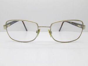 6d957672304e Burberry 1046 Eyewear FRAMES 54-18-140 Gold Rectangle TV6 31437