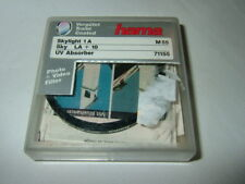 HAMA 71155 ~  Sky 1A Filter ~ 55mm ~  UV Absorber LA+10  .... (F3)