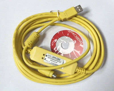 USB GPW-CB03 USB To rs232 PLC Cable For HMI pro face GP//Proface Touch screen