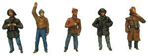 Artmaster-80-583-Figuren-fuer-Fischkutter-Bausatz-H0-1-87-Resin-5-Figuren