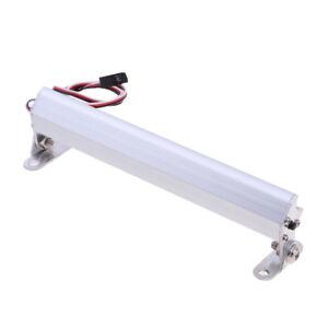 139mm Length 15 LED Head Light Bar for 1:10 Scale RC Car Buggy Truck Model A