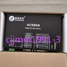 Leadshine Brushless Dc Servo Driver Acs806 2080vdc For 20 400w Cnc Servo Mo Y1
