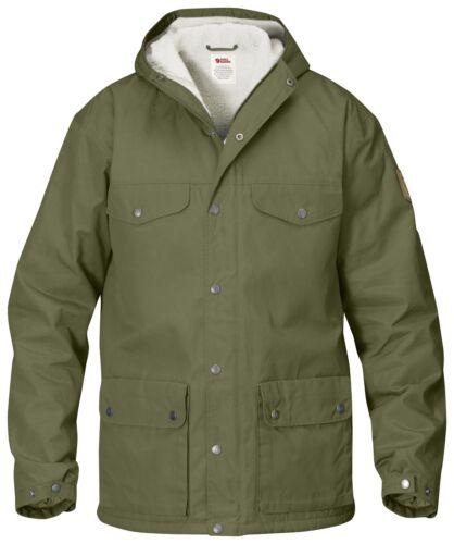 Fjällräven Greenland Winter Jacket Herren Jacke Anorak Outdoor Parka