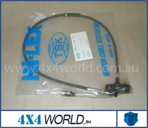 For Toyota Landcruiser HJ75 Accelerator Cable 2H 11//84-10//85