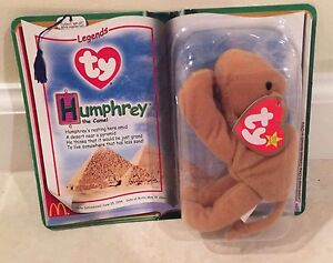 Image is loading TY-Teenie-Beanie-Babies-Humphrey-the-Camel-Sealed c6baddda63d