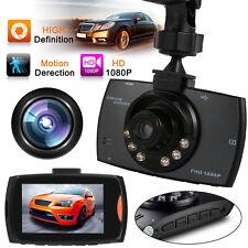 "2.7"" 1080P FHD Car DVR Front Camera Video Recorder Dash Cam USB HDMI AV Port"