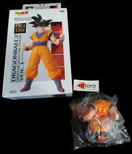FIGURE SON GOKOU DRAGONBALL Z HQ High Quality DX VOL 3 Banpresto Son Goku DBZ
