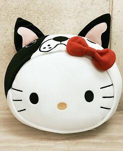 NEW-French-Bulldog-with-Hello-Kitty-McDonald-CUSHION-RARE-PILLOW-HOME-DECOR-PET