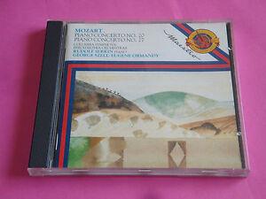CD-MOZART-034-PIANO-CONCERTO-N-20-amp-27-034-RUDOLF-SERKIN-G-SZELL-amp-E-ORMANDY-CBS