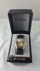 Vintage Citizen  41 Alarm Watch, nice collector watch works !