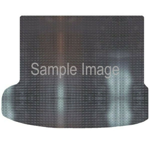 POLCO Rubber Tailored Boot Mat Jaguar F Pace - Pattern 3877 11 2016 Onwards