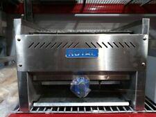 New American Made Royal Range 18 Nat Gas Char Rock Broiler 40000 Btus Rcb 18
