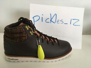 MEN ADIDAS NEO MEN'S CLOUDFOAM RUGGED SHOES Fashion Sneaker 10.5 ...