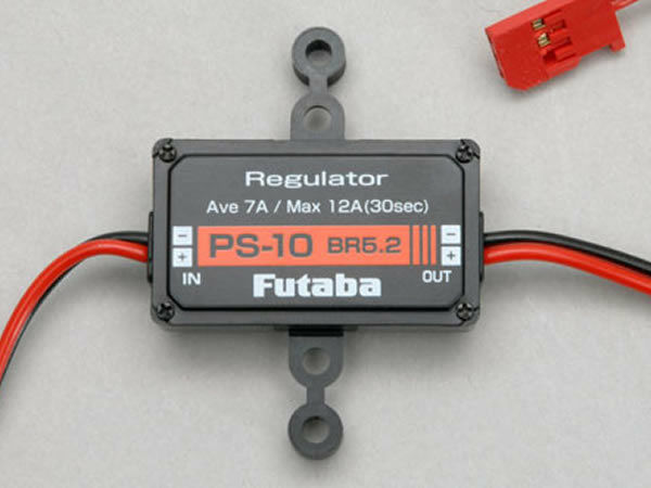 Futaba Receiver Power Regulator (10 Amps)