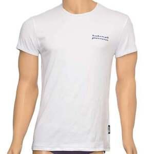5cf1f45eff7fd Just Cavalli Underwear Men's Cotton Stretch Short Sleeve Crew Neck T ...
