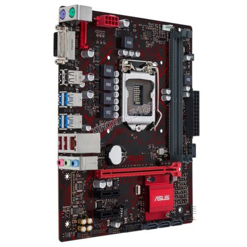 For ASUS EX-B150M-V3 Intel Socket LGA 1151 Micro ATX Motherboard DDR4 Mainboard