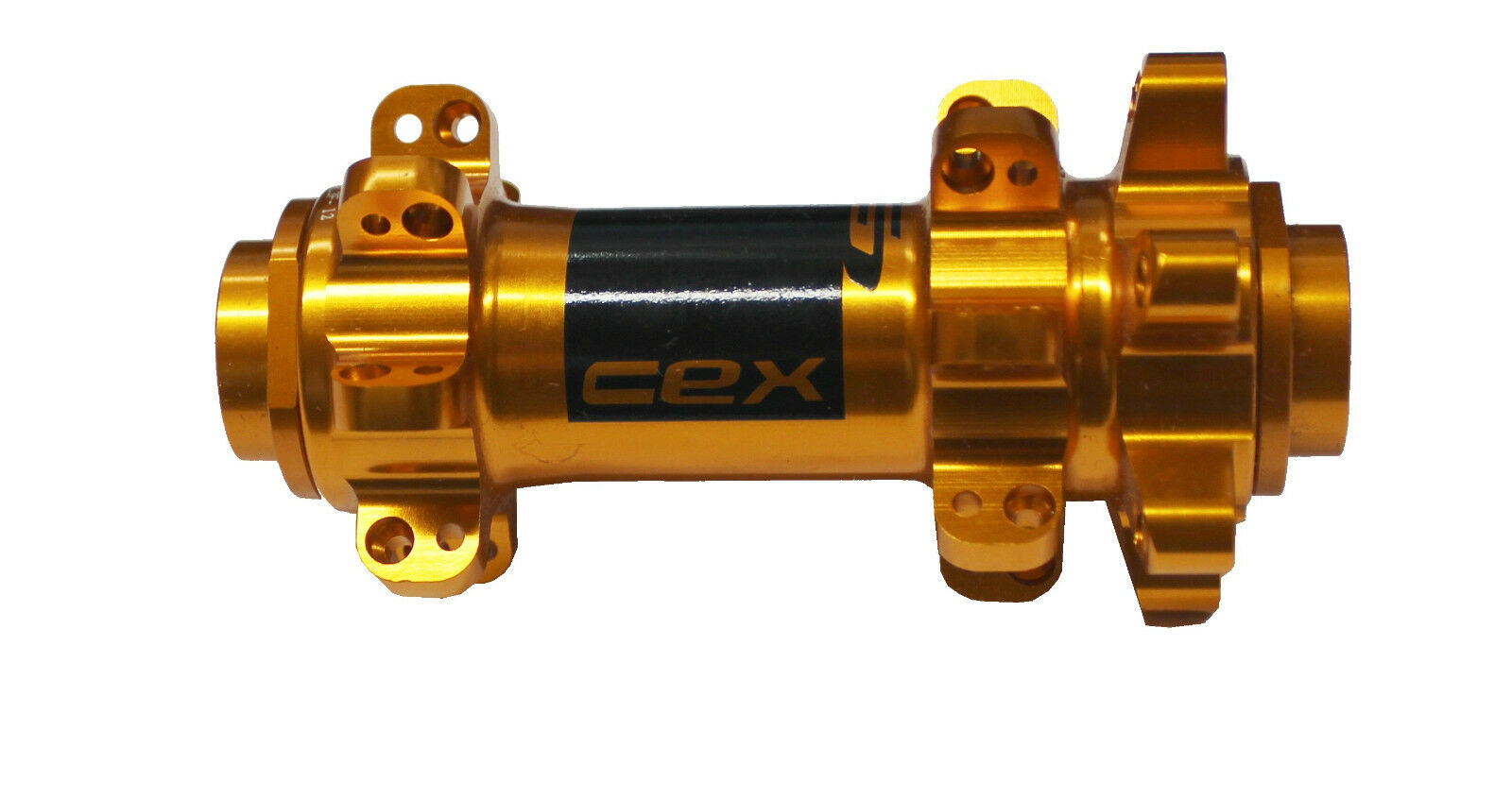 Hub  Concept CEX orange-Metal 6 Hole 15mm Recording axis  up to 42% off