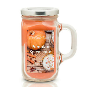 Candle By The Hour 20559BR 80 Hour Red Cinnamon scented Coil Candle
