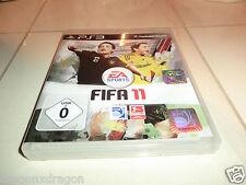 Fifa 11 (ps3), completo con instrucciones de juego, PAL-versión