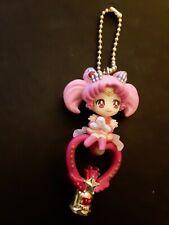 Sailor Moon Twinkle Dolly 4 Charm Sailor V and Legendary Silver Crystal