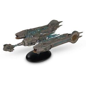 EAGLEMOSS-STAR-TREK-DISCOVERY-Sarcophagus-Starship-Ship-of-the-Dead-IN-STOCK
