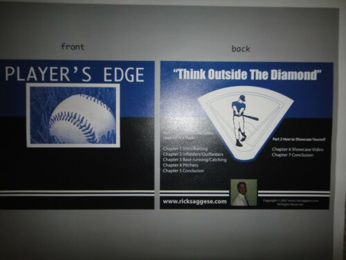 Baseball Scout College Skill Showcase College Prospect Tryout Recruiting CD-SALE