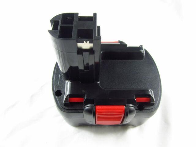 Two 14.4V 2.0AH NiCD Battery for BOSCH BAT038 BAT040 2 607 335 711