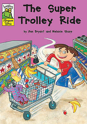 Bryant, Ann, Leapfrog Rhyme Time: The Super Trolley Ride, Very Good Book