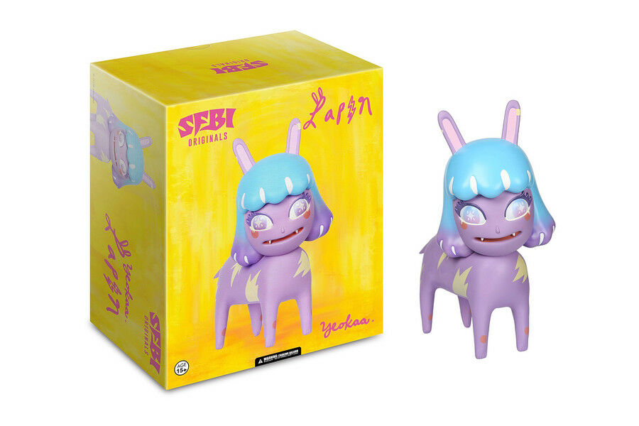 Lapin Limited Edition SFBI Originals Yeo Kaa vinyl collectible figure new