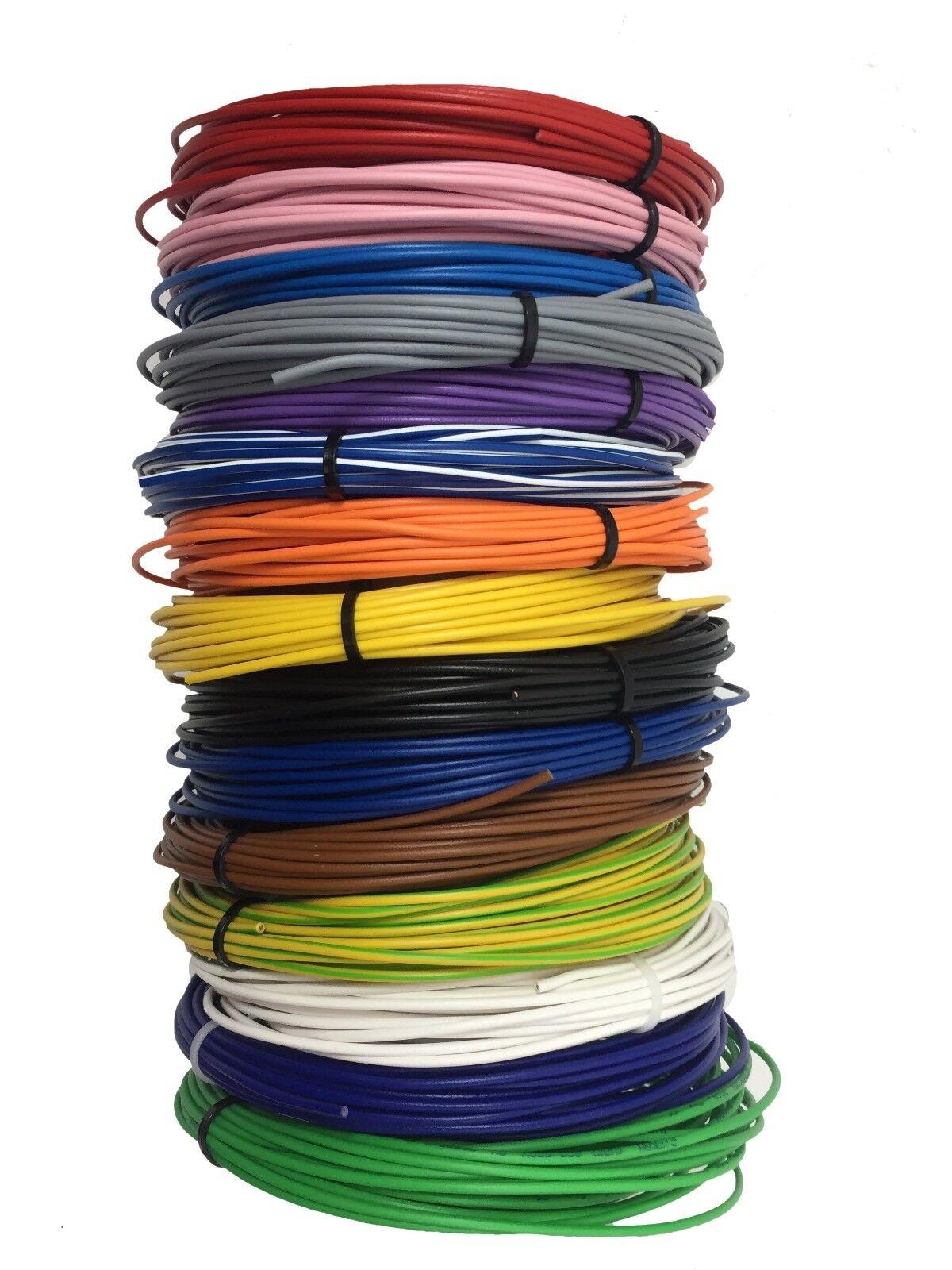 Lapp PVC Aderleitung 10 mm² gelb//grün 100m Bund