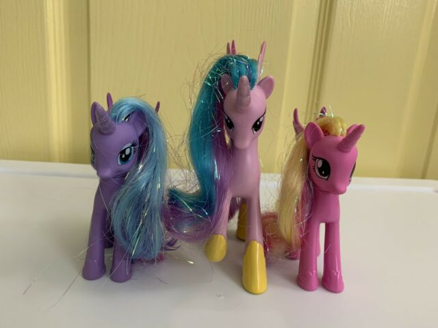 My Little Pony Movie Glitter Celebration Princess Cadance For Sale Online Ebay