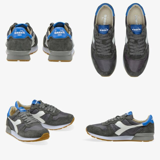 Sneakers scarpe DIADORA HERITAGE CAMARO H SW CORE PE2019 STIL GREY List170€